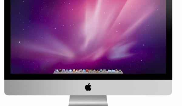 Apple komt met firmwareupdate voor 27-inch Mac