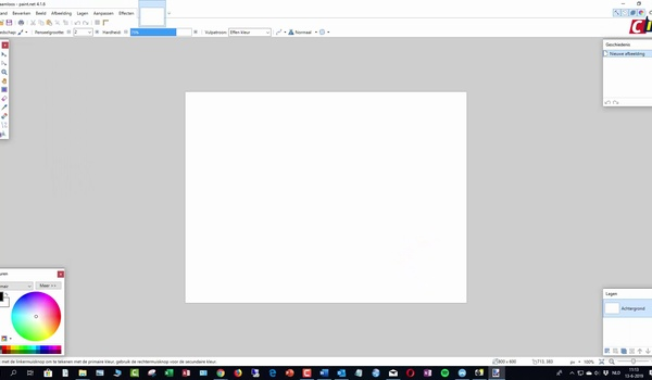 Paint.net: basics