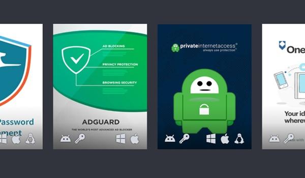 Veel beveiligingssoftware voor weinig via Humble Bundle