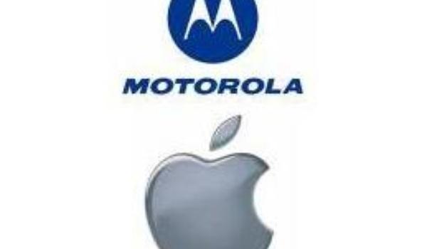Ruzie tussen Motorola en Apple om patenten gaat verder