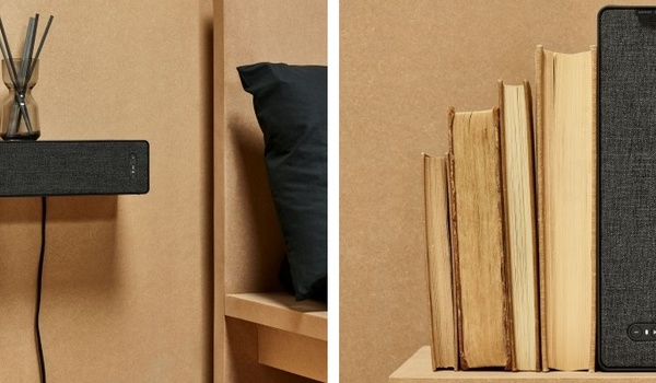 IKEA maakt boekenplank-annex-speaker met Sonos
