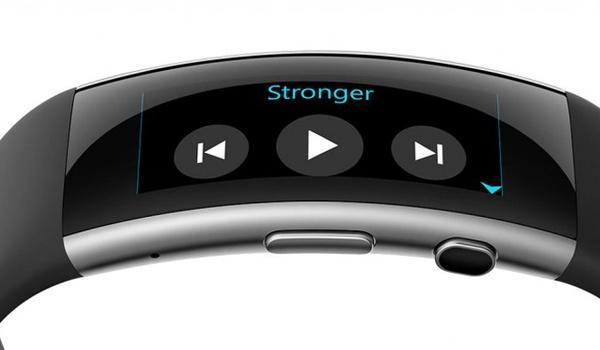 Microsoft Band krijgt nieuwe fitnessfuncties