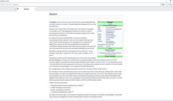 Kiwix - De complete Wikipedia op een usb-stick