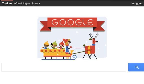 Fijne feestdagen, van Google én Computer Idee