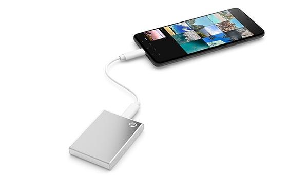 Snelheidsverdubbeling voor Seagate One Touch SSD