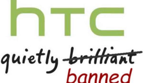 Apple-verbod op HTC-toestellen
