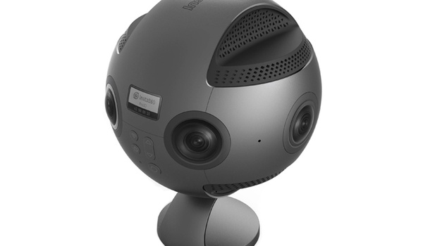 Insta360 Pro-camera vult Google Maps aan