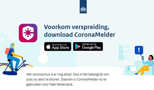 Op welke smartphones werkt de corona-app (niet)?