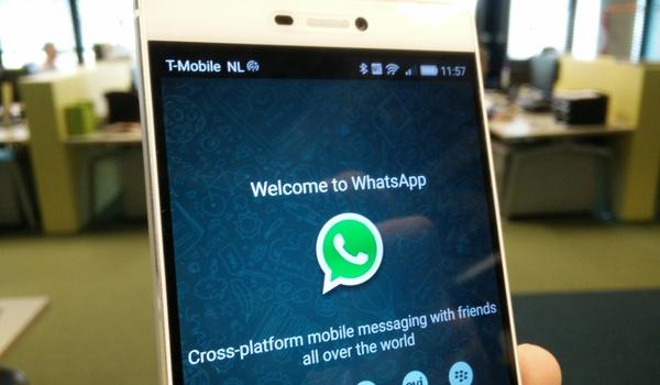 WhatsApp maakt notificaties in individuele chats mogelijk