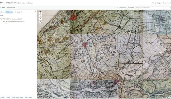 LivingAtlas - Online atlas