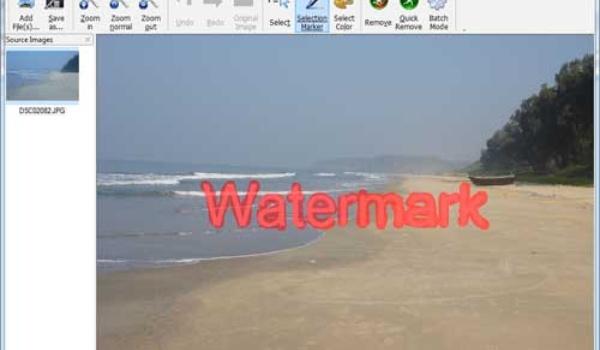 Watermerk in foto's zetten met 'Watermark' (2)