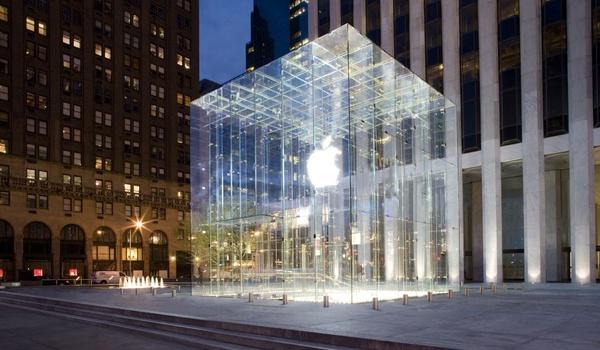 Apple schittert in The Big Apple