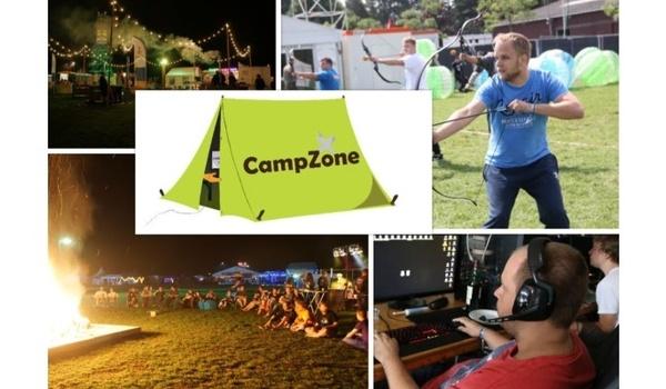 Groen internet voor gamers op CampZone + WIN KAARTEN!