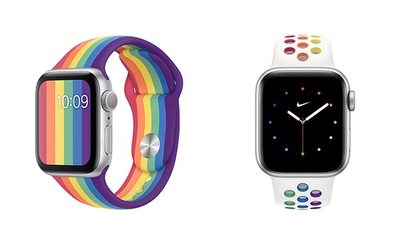 Pride-bandjes voor Apple Watch weer in de verkoop