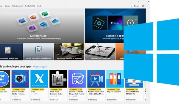 Gerucht: Kwakkelende Windows Store gaat volledig op de schop