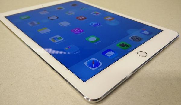 REVIEW: iPad Air 2 heerlijk apparaat ondanks zwakke behuizing