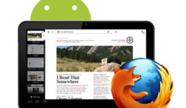Firefox 9 for Android is uit