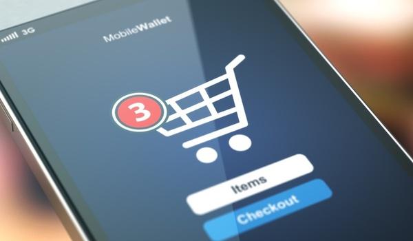 'Telkens vaker via smartphone online shoppen'
