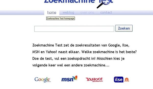Welke zoekmachine doet het meest z'n best voor u?