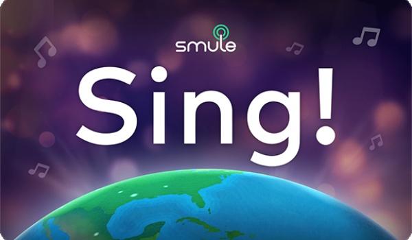 Karaoke met Smule (3): De app