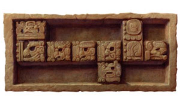 Maya-kalender Google Doodle