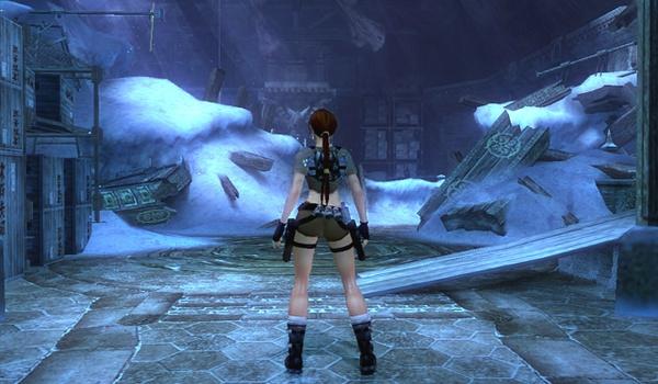 Lara Croft is weer terug