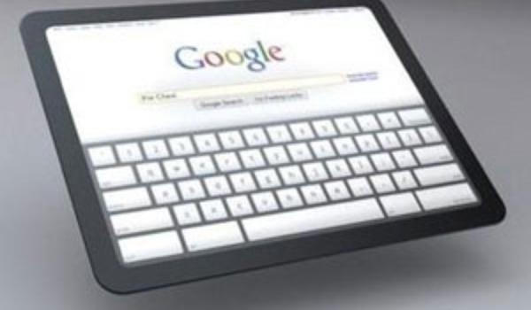 Google Nexus Slate tablet aangekondigd