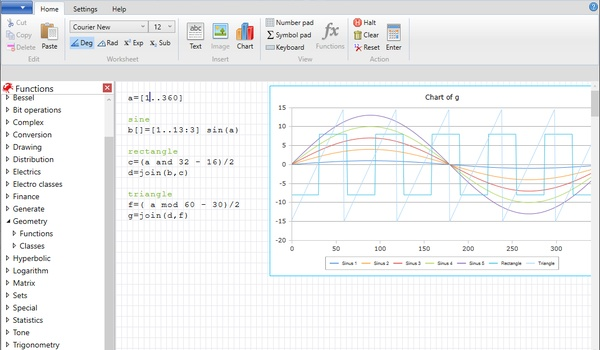 RedCrab Calculator - Voor ingewikkeld wiskundig rekenwerk