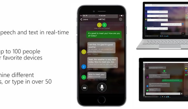 Microsoft Translator vertaalt live groepsgesprekken