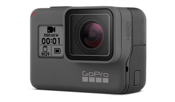 GoPro Hero-actiecamera is nieuw instapmodel