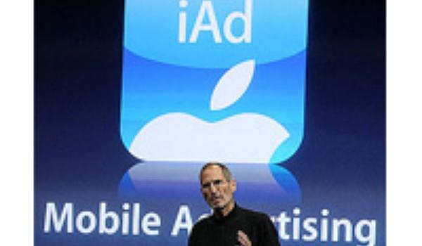 Advertenties op iPhone nu ook in Europa