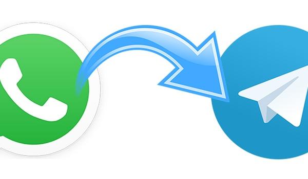 WhatsApp-chats overzetten naar Telegram nu mogelijk