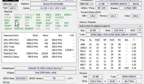 HWInfo - Een van de uitgebreidste hardware-monitors