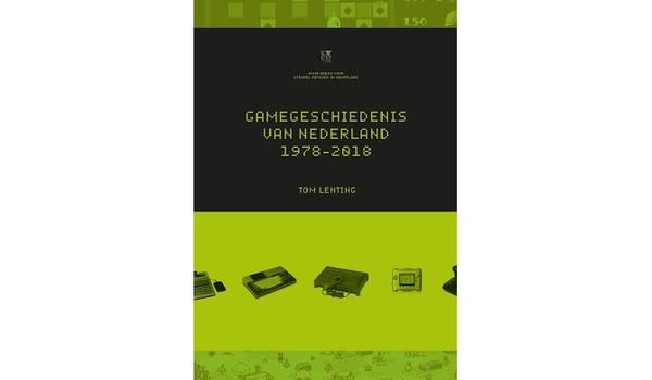 Win het boek Gamegeschiedenis van Nederland 1978-2018