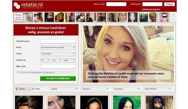 Lijst van gratis online dating websites