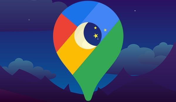 Google Maps: Donkere modus inschakelen