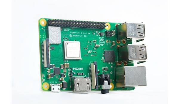 Raspberry Pi 3 Model B+ aangekondigd