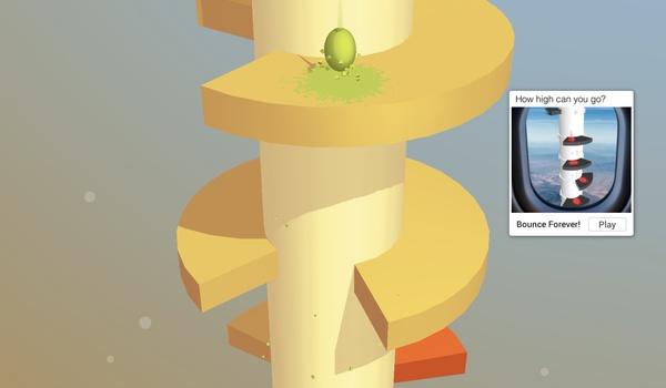 Helix Jump - Heelhuids naar beneden vallen is je doel