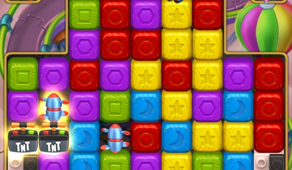 Toy Blast - Candy Crush, maar dan anders