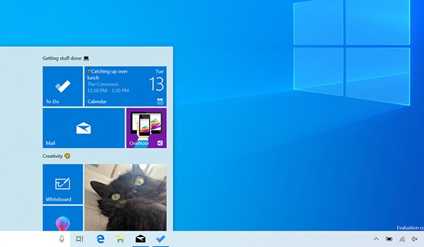 Windows 10: Licht thema op de schop