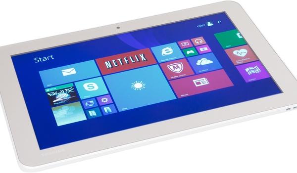Review: Toshiba Encore 2 WT10-A-103