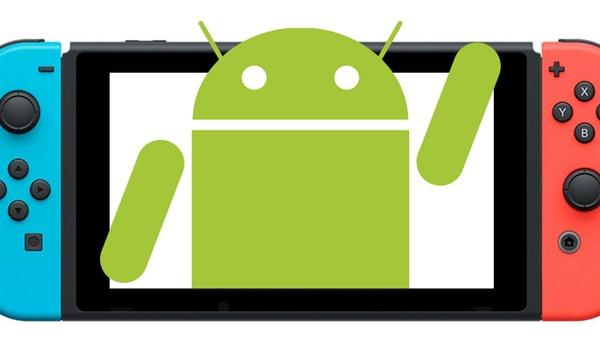 Hackers krijgen Android draaiende op Nintendo Switch