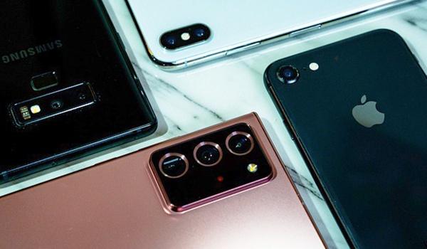 Smartphoneverkoop blijft tegenvallen door coronacrisis