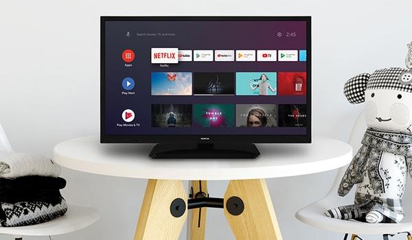 Nokia Smart TV 2400A: Android-televisie voor weinig