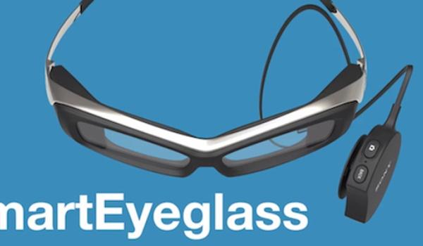 Sony's antwoord op Google Glass is SmartEyeglass