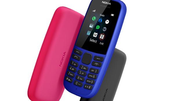 Nokia 105 kost ongeveer een tientje