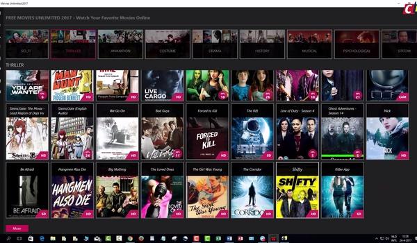 Gratis films en series kijken