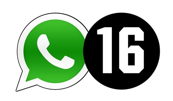 Minimumleeftijd WhatsApp omhoog naar 16 jaar