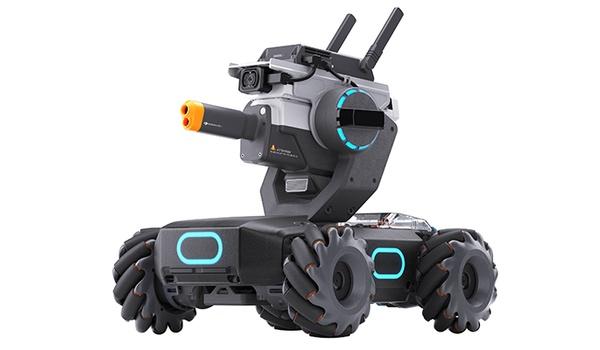 RoboMaster S1 van DJI is letterlijke denktank