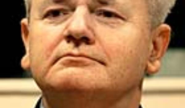 Maart-spam haakte aan bij dood Milosevic